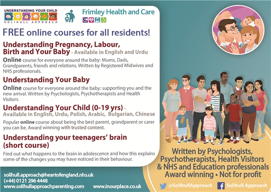 Parenting Course Solihull 1